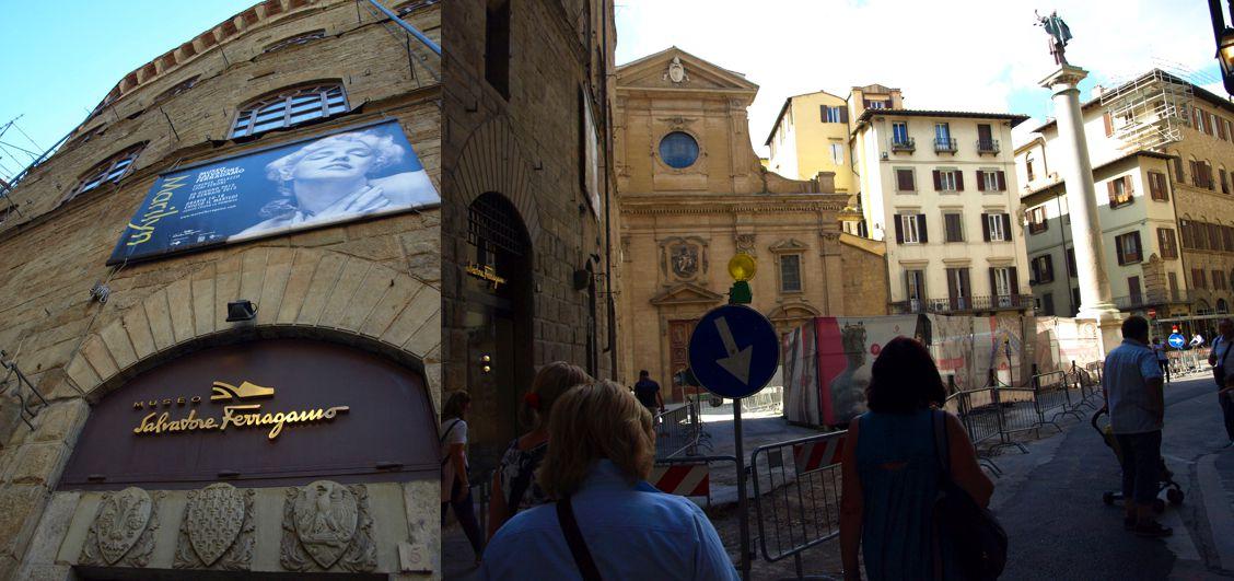 Florencir: Když je řeč o MM, doporučuji: Museo Ferragamo, Firenze, nespadněte do výkopu.