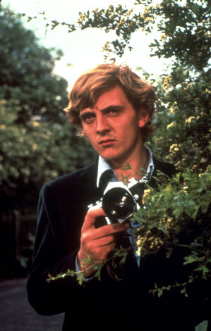 David Hemmings Blowup Louvre Paris Romana Granatova