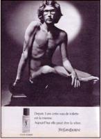 YSL nude 1971 romana granatova
