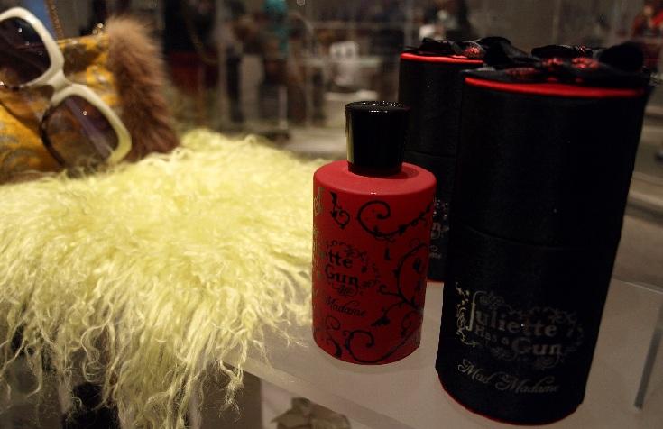 juliette has a gun pitti fragrance firenze romana granatova