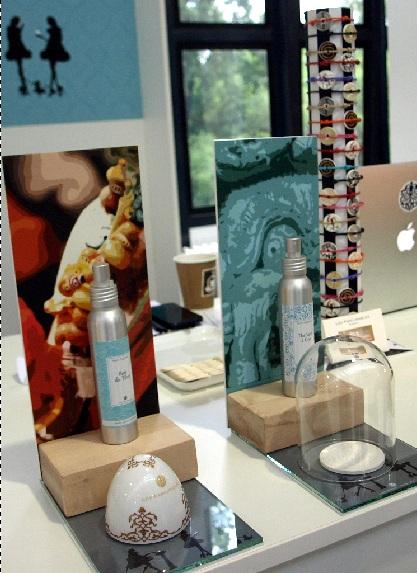 les parfumables limoges romana granatova 2013