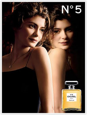 2009 - Audrey Tautou Chanel