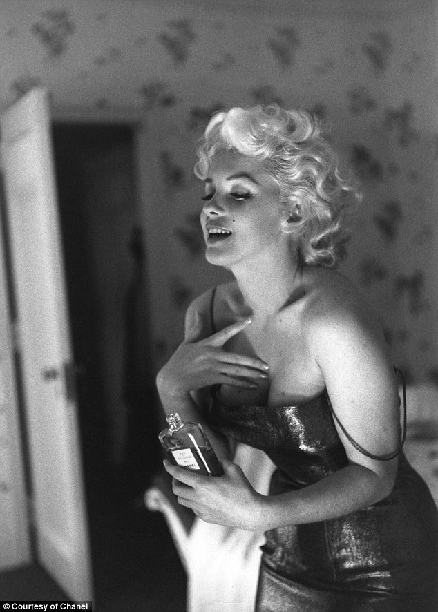 What do I wear in bed? Why, Chanel No. 5, of course.
