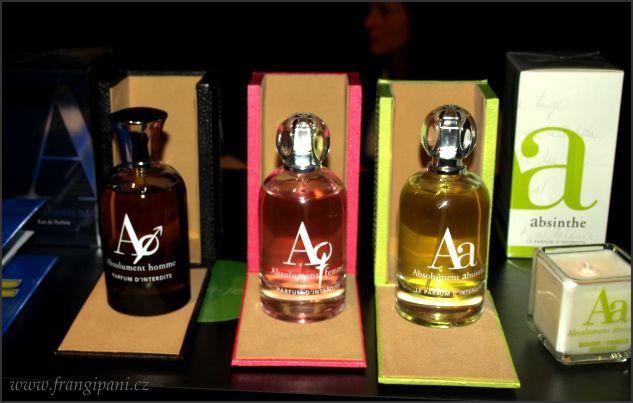 Liquoriste de Provence - Le Parfum d`Interdits: Homme, Woman, Absolument Absinthe
