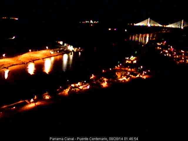 Panama Cerro-Luisa webcam