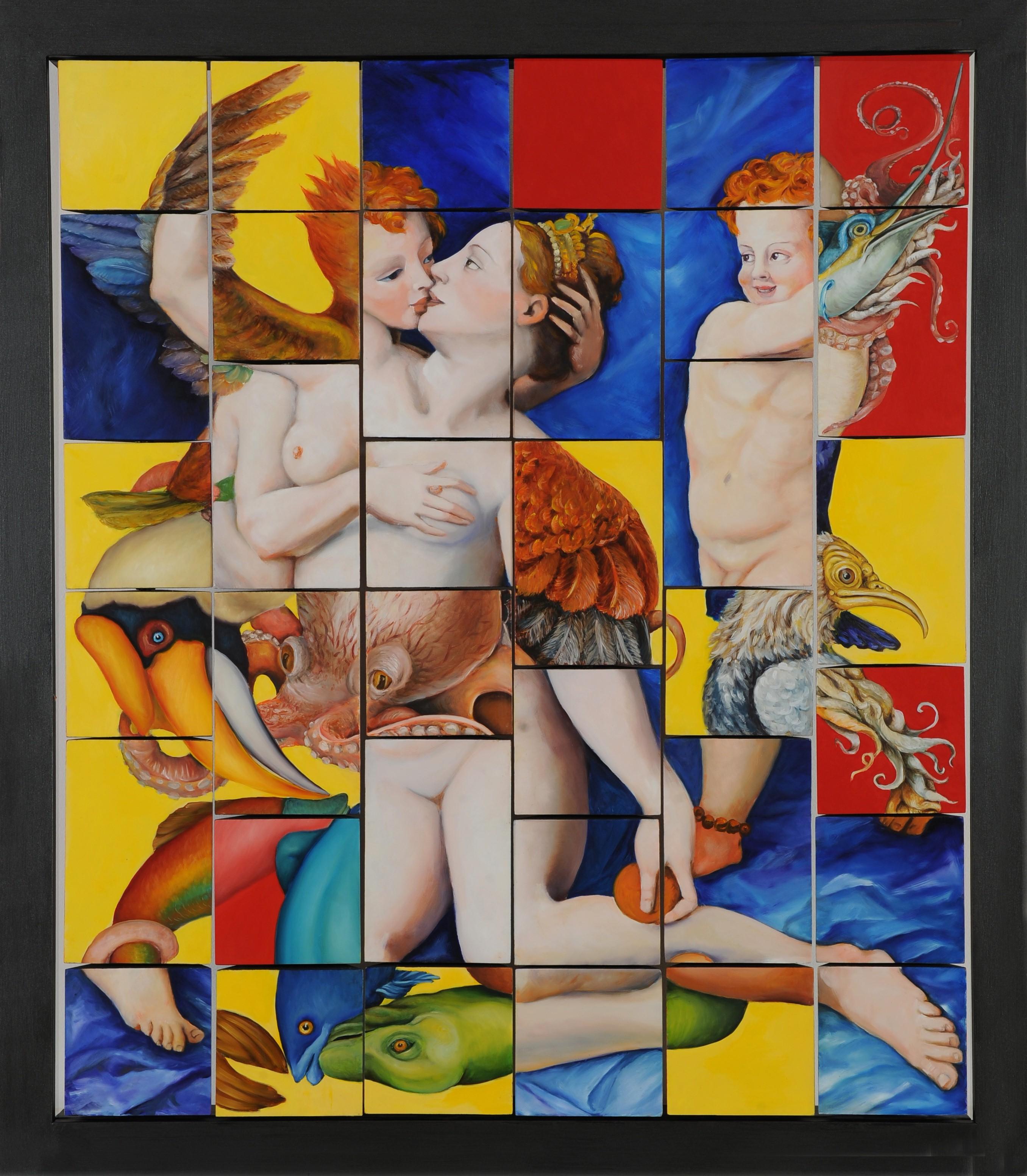 Camilla Ancillotto – Allegoria del Trionfo di Venere. Když jsem hledala info o těchto třech vůních, vypadl mi obrázek, který máv názvu Allegorie. Zcela zřejmě s Guerlainem nesouvisí, ale podle mne všechny tři vůně hezky vystihuje: mišmaš hezkých věcí, které můžou fungovat spolu a ladit. Zdroj: http://womanbrideblog.com/2012/10/31/camilla-ancilotto-presenta-in-fieri/