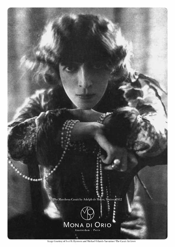 The Marchesa Casati. A3 (566x800)