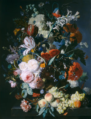 van-Huysum-Still-Life-with-Flowers-and-Fruit