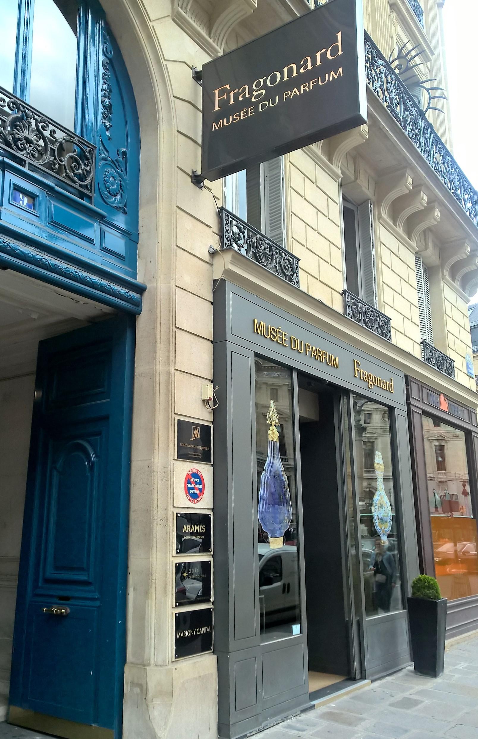 Musee Fragonard Paris 01