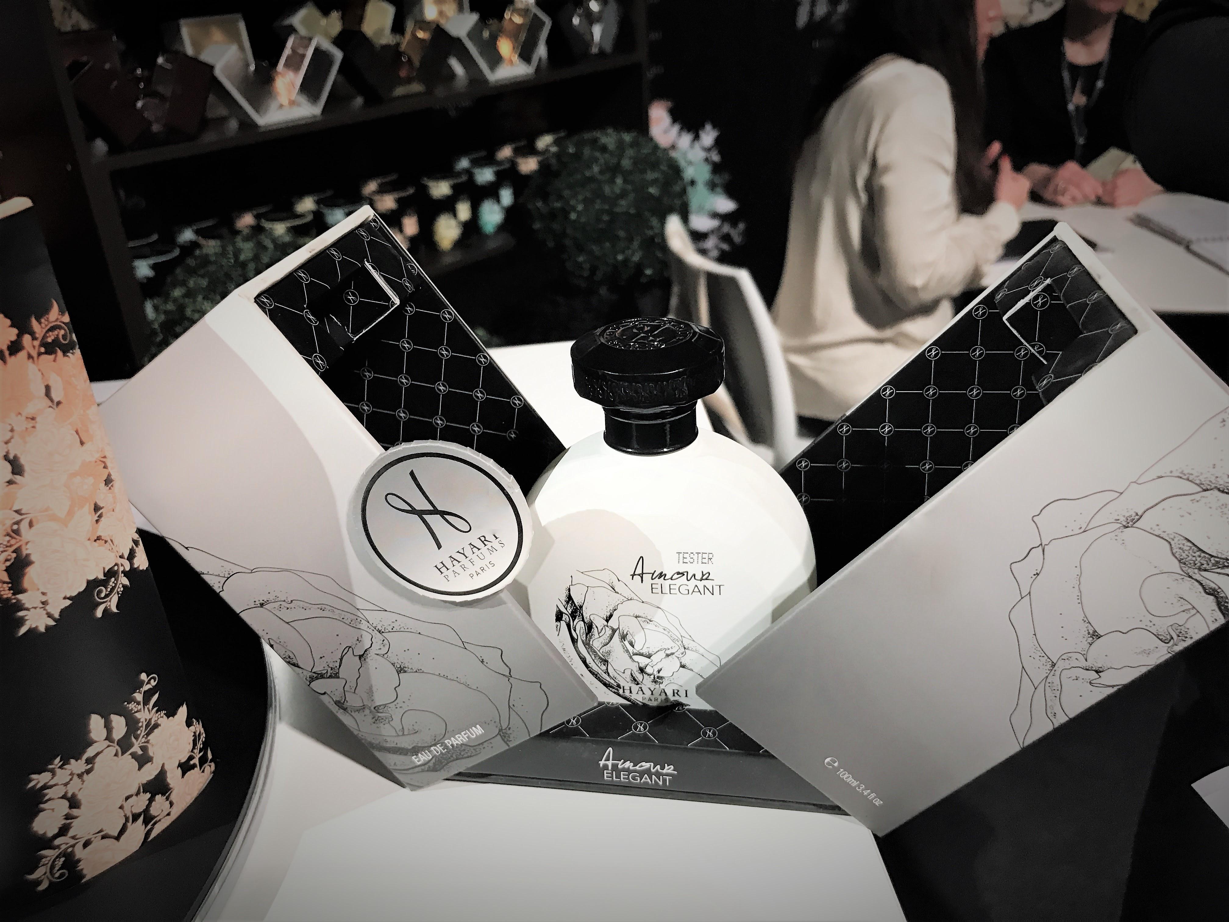 Hayari perfume
