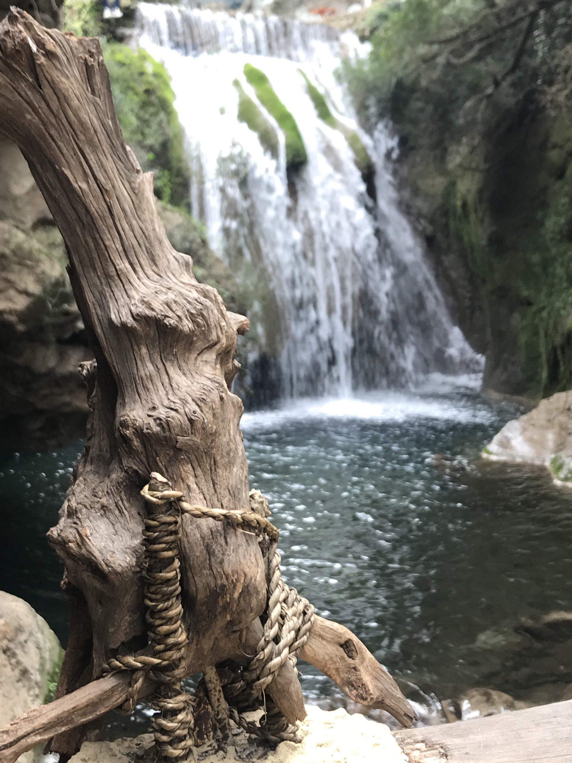 vodopády d'Akchour