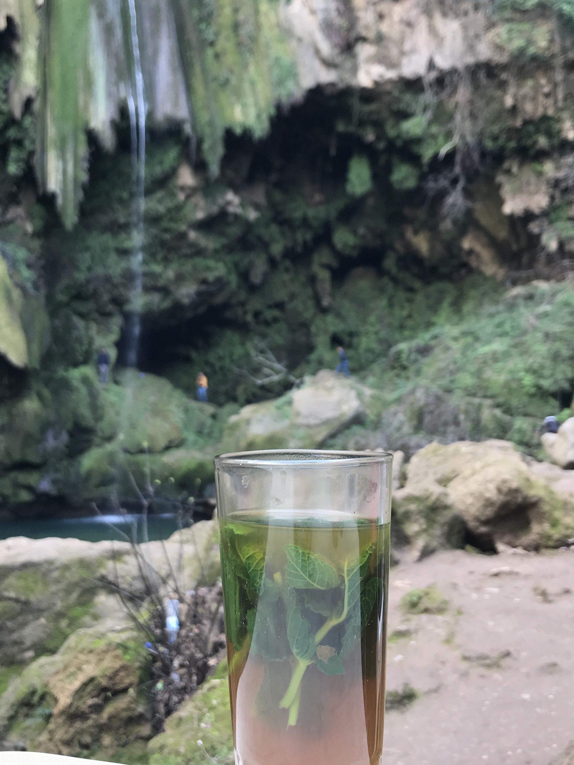 Berberská whisky